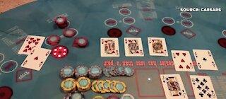 Player wins more than $115K on Las Vegas Strip