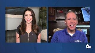 Scott Dorval's Idaho News 6 Forecast - Thursday 1/7/21