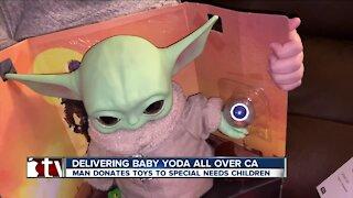 Baby Yoda Donations