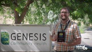Genesis Community Health receives Shine A Light award