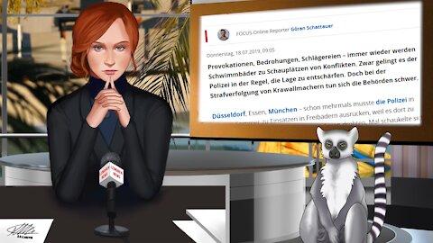 Lemuren News #1 [Juli/August 2019] - Einfach die Probleme fort ignorieren [Reupload: 25.08.2019]