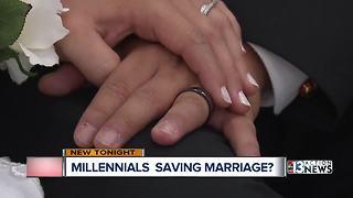 Millennials helping drive divorce rate down