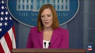 "Psaki: Yes, Smugglers ""Are Taking Advantage"" of Biden's Border Crisis"
