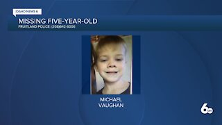 Fruitland Police searching for missing 5-year-old boy