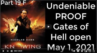 [BU] Undeniable PROOF Gates of Hell open May 1, 2021