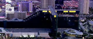 BREAKING NEWS: Shooting at MGM Grand Casino