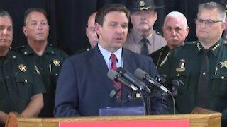 DeSantis Sending Florida Law Enforcement Officers To Southern Border - 2045
