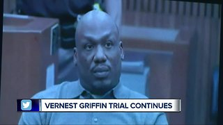 Vernest Griffin trial continues in Michigan