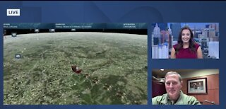 NORAD talks about tracking Santa