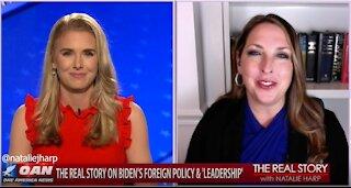 The Real Story - OAN Putin-Biden Summit with Ronna McDaniel
