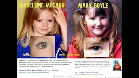 There's Something About Mary Boyle, Madeleine McCann, Donegal, Trump, Blair, Adams