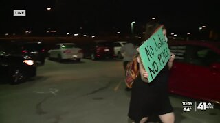 KC protests continue in response to Breonna Taylor decision