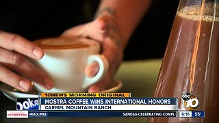 Mostra Coffee goes from garage to world champions