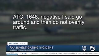 FAA investigating San Diego airport incident after recording captures confusion between pilot, air traffic controller