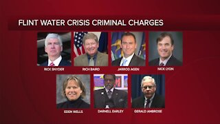 Former Governor Snyder to face criminal charges in connection to Flint water crisis