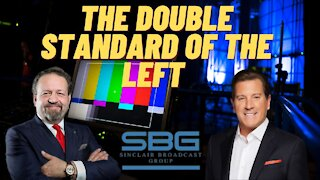 The double standard of the Left. Sebastian Gorka with Eric Bolling