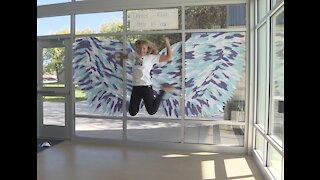 """New mental health campaign """"takes flight"""" at Twin Falls High School"""