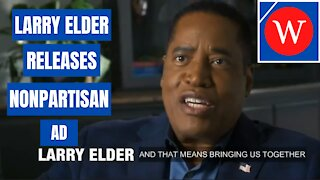 California Recall Election Candidate Larry Elder: Nonpartisan Ad To Recall Newsom
