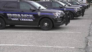 East Lansing police looking for SUV that hit bicyclist and left the scene