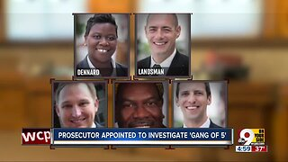 Prosecutor: Cincinnati City Council 'Gang of Five' could face criminal charge