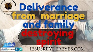 No. 3 Deliverance from family & marriage destroying spirits, by Apostol Francisco Gomez, Español