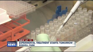 Roswell Park set to begin clinical trial on COVID-19 treatment