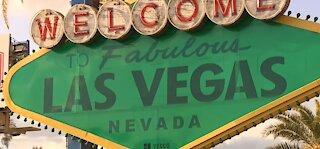 Las Vegas buzzes with activity for spring break, health experts urge caution