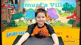 The Smurfs Village Best Kids Game App Android