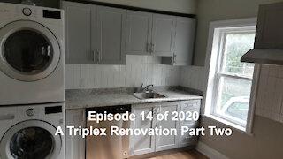 A Triplex Renovation Part Two