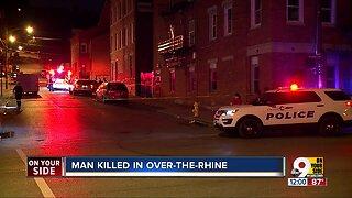 Police investigating homicide near Grant Park in Over-the-Rhine