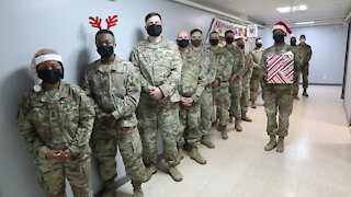 Area Support Group - Kuwait Holiday Message 2020
