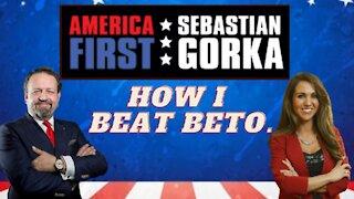 How I beat Beto. Congresswoman-elect Lauren Boebert with Sebastian Gorka on AMERICA First
