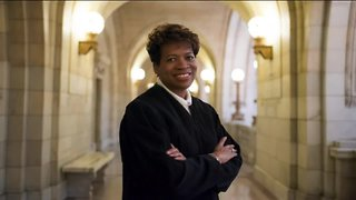 Justice Melody Stewart makes history on the Ohio Supreme Court