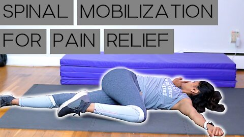 Spine Mobilizing Stretches