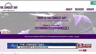 The Longest Day for Alzheimer's Awareness