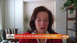 'Switch To Kindness' & Help A Local Business & Hero