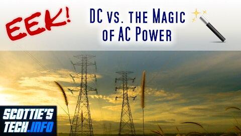 EEK! #2 - DC vs The Magic of AC