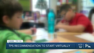 TPS recommendation to start virtually