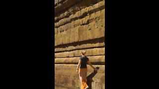 Temple In Siem