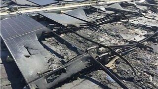 Walmart Blames Rooftop Fires On Tesla's Solar Panels