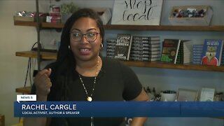 Akron native Rachel Cargle celebrates 1-year anniversary of bookstore