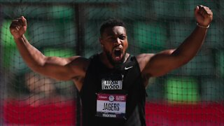 After overcoming adversity, Cleveland native Reggie Jagers III is ready for Tokyo Olympic Games
