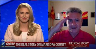 The Real Story - OAN Maricopa Latest with Sonny Borrelli