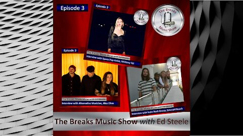 The Breaks Music Show - Episode 3