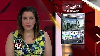 CATA facilities moving towards renewable energy