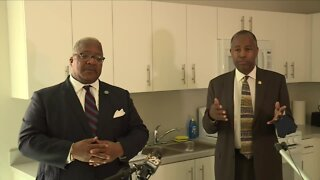 HUD Secretary Ben Carson tours affordable housing projects in West Palm Beach