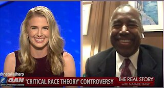 The Real Story - OAN Critical Race Theory with Dr. Ben Carson