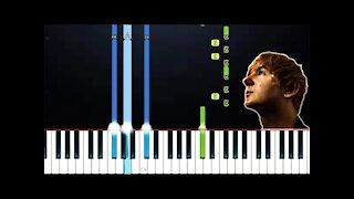 Seann Bowe - Hate You (Piano Tutorial)