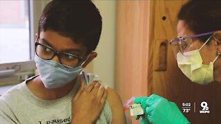 Cincinnati Children's patients testing COVID-19 vaccine