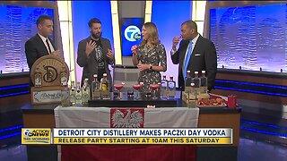 Detroit City Distillery creates Paczki-inflused vodka